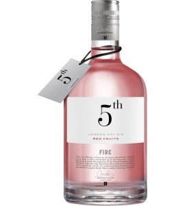 5 th Fire Red Fruits Gin