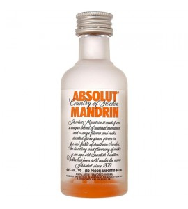 Mini Absolut Mandarin