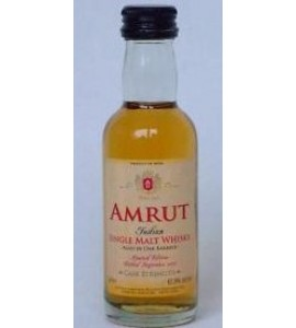 Mini Amrut Single Malt