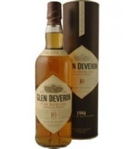 Glen Deveron 10 years