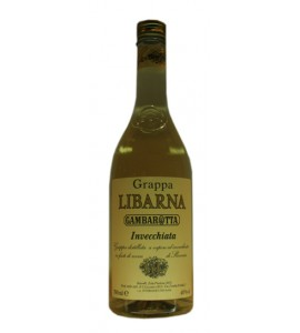 Grappa Libarna Invenchiatta