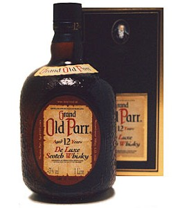 Old Parr 12 Years 1 l