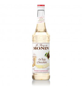 Monin Sirope Chocolate Blanco