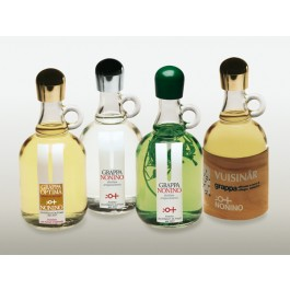 Nonino Grappa Selection