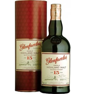 Glenfarclas Highland Single Malt 15 years