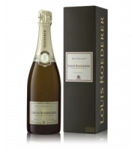 Louis Roederer Brut Premier in box