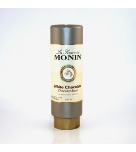 Monin Crema Chocolate Blanco (50 cl)
