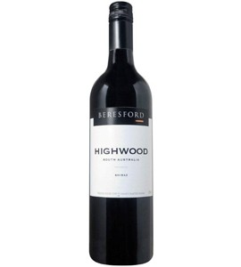 Beresford Highwood Shiraz 2011