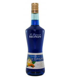 Licor Monin Blue Curaçao