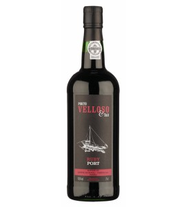 Quinta Do Noval Velloso & Tait Ruby Port