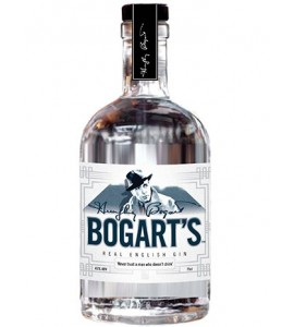 Gin Bogart's Real English 45º