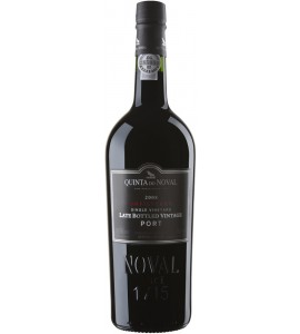Noval Late Bottled Vintage Port Unfiltered 2008