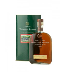 Single Barrel Woodford Reserve